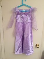 Halloween costume, dress out-Butterfly Princess Size 4-6