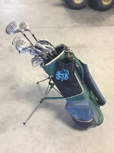 Golf clubs and bag Strathcona County Edmonton Area image 1