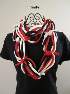 Homemade T-Shirt Scarves - Complete Inventory Sale