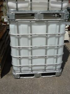 IBC 1000 L used Totes - Excellent condition + Best Prices