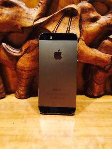 iPhone 5s - 16GB - Space Gray (Virgin/Bell)