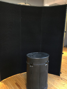 FREE Trade Show Booth - Pop Up Display
