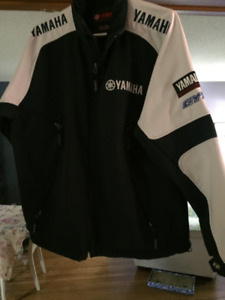 Yamaha Men's Jacket - SIZE L - Never worn. Ex. Cond.