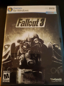Fallout 3 PC Game FOR SALE