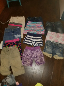 Size 5 - 6 girls summer