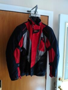 SPIDI OFFTRACK H2OUT 3/4 WATER RESISTENT RIDING JACKET Windsor Region Ontario image 1