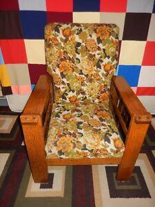 Chaise de bureau Antique