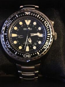 Seiko Kinetic Sun 019 Watch