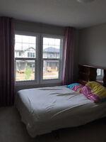 Room for rent at Allard Link, South Edmonton