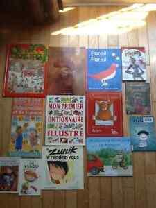 Lot de livres a vendre