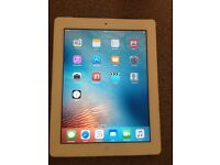 iPad 2 wifi cellular unlocked to any network 16 gb space gray and white ( CDKNU)