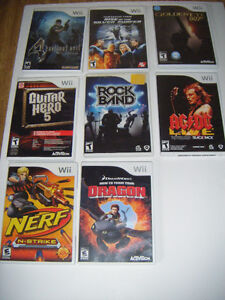 8 wii games for sale