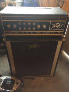 Used PV Concert Amp and Foot Switch For Sale