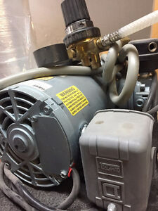 Gast Air Compressor 1HAA-14-M200GX