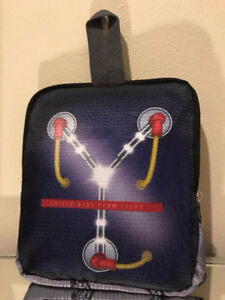 Back To The Future Packable Bag