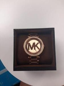 *** USED ***  MICHAEL KORS LADIES WATCH   S/N:51227875   #STORE306