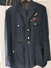 Vintage RAF uniform