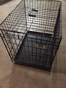 """Small Wire """"Pet Lodge"""" Crate like new Stratford Kitchener Area image 2"""