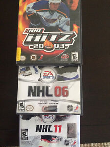 NHL 11 PS3 excellent condition $8 OBO Windsor Region Ontario image 1
