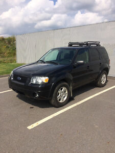 2006 Ford Escape Limited 2006