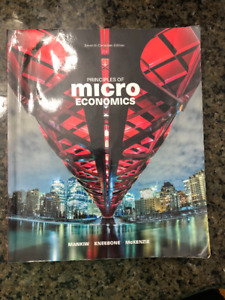 PRINCIPLES OF MICROECONOMICS - 7TH EDITION - MANKIW