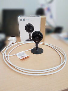 Nest Cam 1080p Indoor Security Camera / Baby Monitor