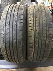 2 pneu GTradial Champiro vp1 195-65r15 40$