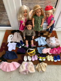 Generation Doll Collection