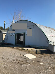 Quonset building 40' X 60' With insulation and ends