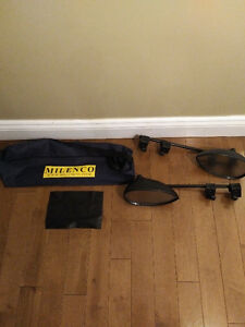 **SOLD Pending ** Milenco Aero 3 Mirrors for Towing - set of two