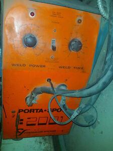 Soudeuse Spot welder Model porta Spot 2001