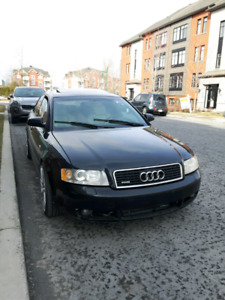 Audi A4 1.8t 2002 stage 1+