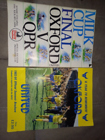 OXFORD UNITED COLLECTORS