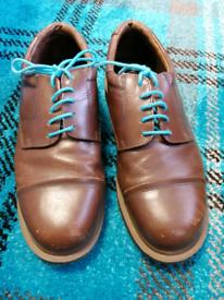 Dr martens, size 8 mens vintage shoes