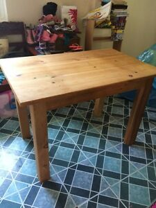 Table for sale $50.00would like gone asap