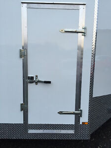7' x 14' Tandem Axle Cargo Trailer • 7' tall! • Made in Canada Kitchener / Waterloo Kitchener Area image 10
