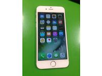 iPhone 6s on 02 network 16GB