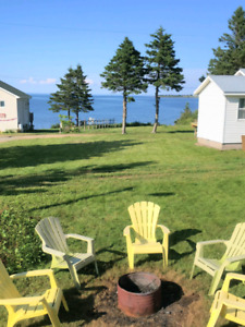Pugwash oceanview 3 bedroom cottage available for nightly rental