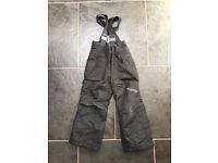 Snow trousers/salopettes