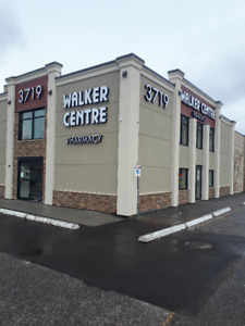 Centrally located Walker Road Medical Centre, suites available.