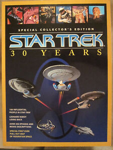 Star Trek 30 Years Special Collector's Edition