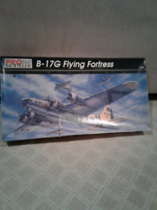Pro Modeller B-17G Flying Fortress  1/48 scale model airplane