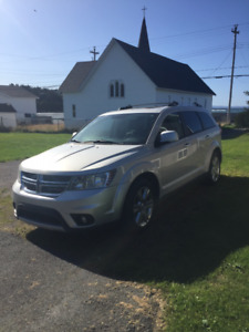 2013 Dodge Journey RT SUV, Crossover $18500.00 O.N.O.