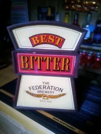 Best bitter bar light