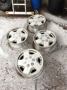 "16"" factory 1988-1998 chevy 1500 4x4 rims"