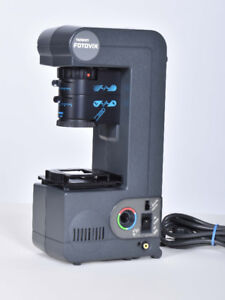 Tamron Fotovix III scanner negatives and slides to video