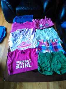 Girls size 5 summer lot