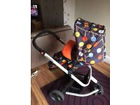 Cosatto giggle travel system (SOLD)