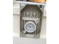 Pretty wall clock brand new