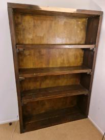 Handmade Solid Wood Shelves